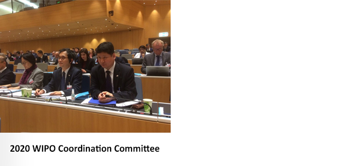 2020 WIPO Coordination Committee