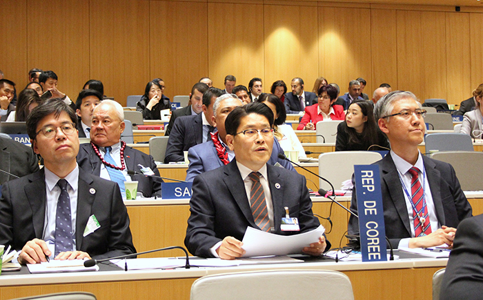 [Picture] KIPO Vice Commissioner Attended the 59th WIPO General Assembly