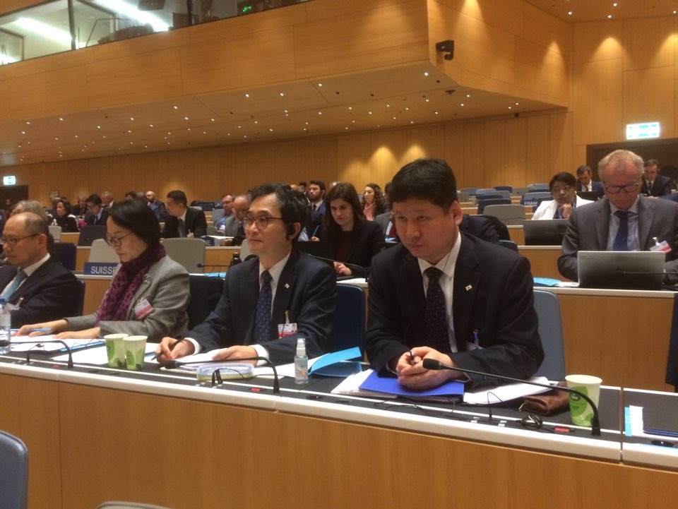 [Picture] KIPO Commissioner Attended the WIPO Coordination Committee